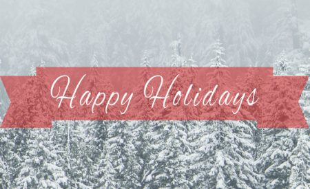 Happy Holidays From Delray Center for Healing!