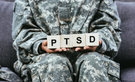 Ketamine Shows Promise for Vets with PTSD