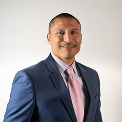 Anthony Gonzalez, LCSW, ACHP-SW